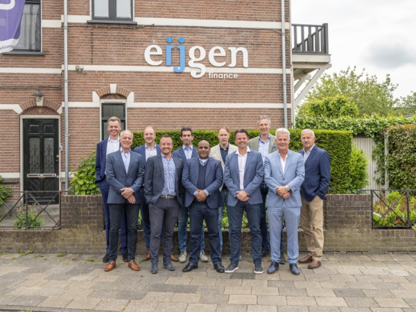 Eijgen Finance - Team Friesland